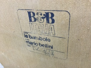 B&B Italia Label