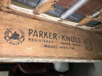 Parker Knoll frame