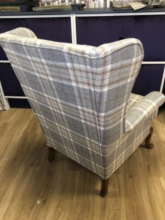 Parker Knoll check - back