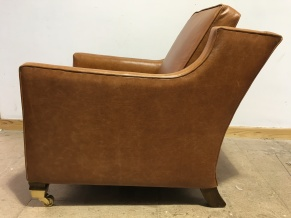 Duresta Trafalgar armchair - side
