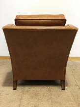 Duresta Trafalgar armchair - rear