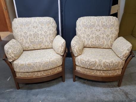 Ercol Renaissance chairs