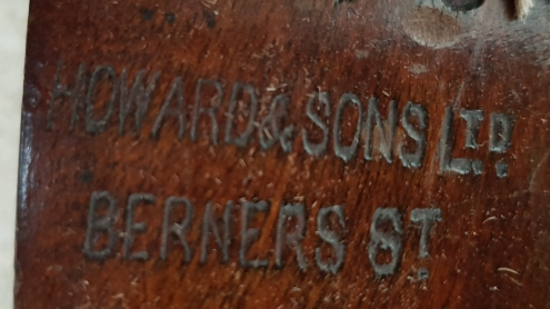 Howard and Sons mark