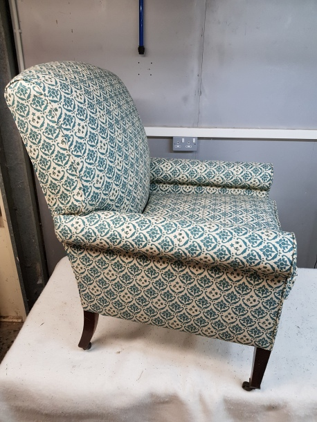 Howard and Sons chair side