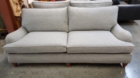 Duresta Lansdowne grey wool