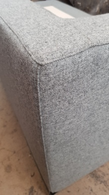 Flexform stitching detail