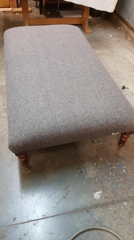 Rectory stool