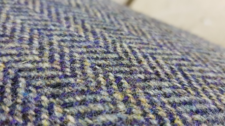 Harris Tweed detail