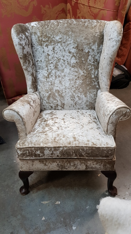 Parker Knoll wingback