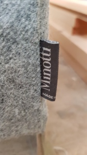 Minotti label