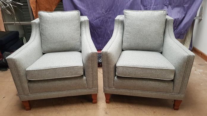 Trafalgar chairs