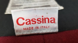 Cassina label