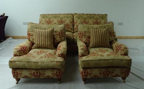 Duresta Lansdowne chairs